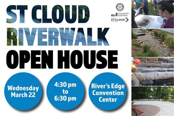 St. Cloud RiverWalk Open House